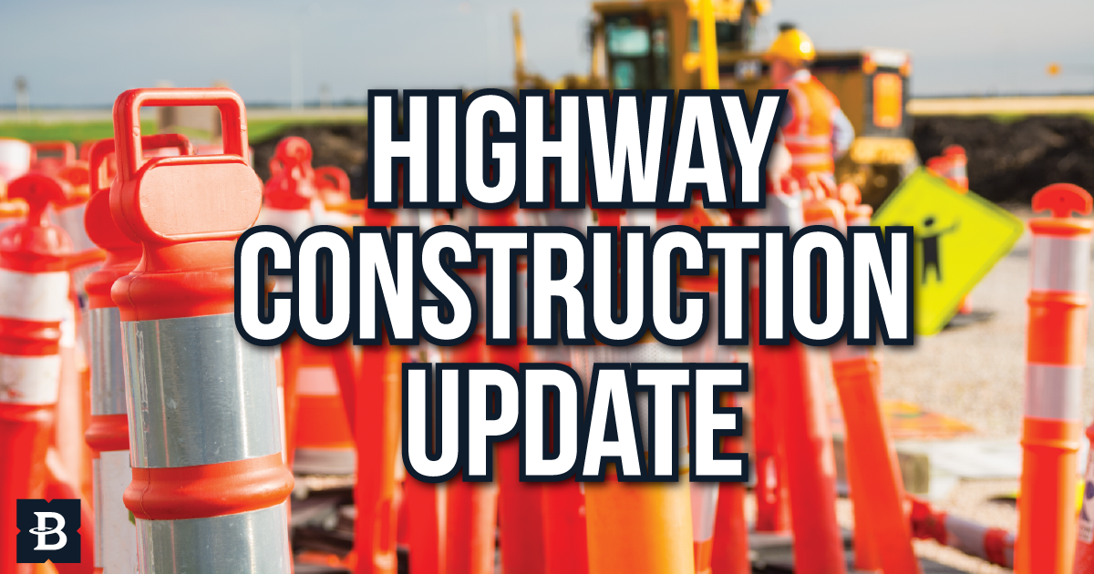Highway Construction Update