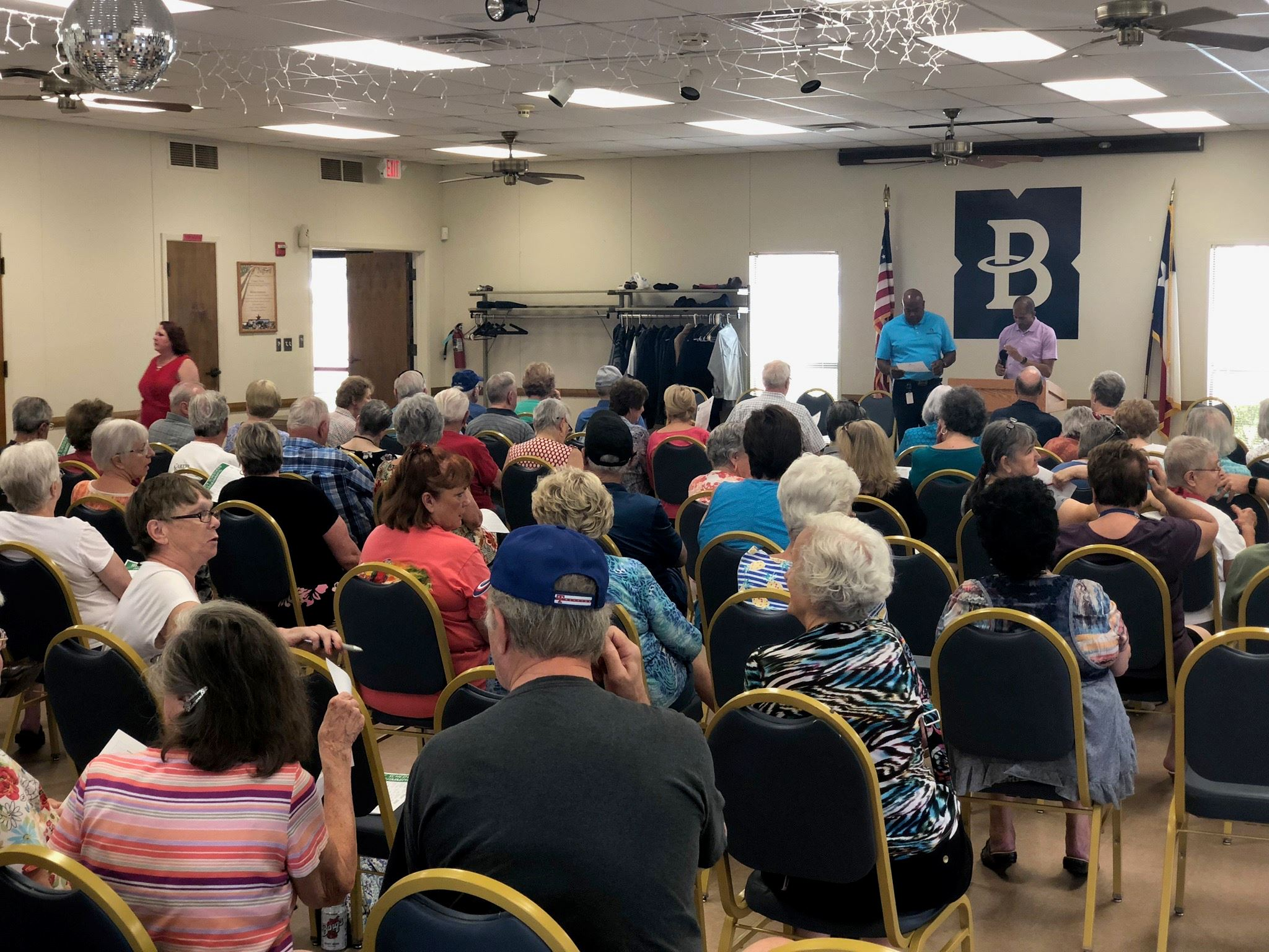 Aug 2019 Boys Ranch Park - Phase Next Senior Center Meeting (Photo 1)