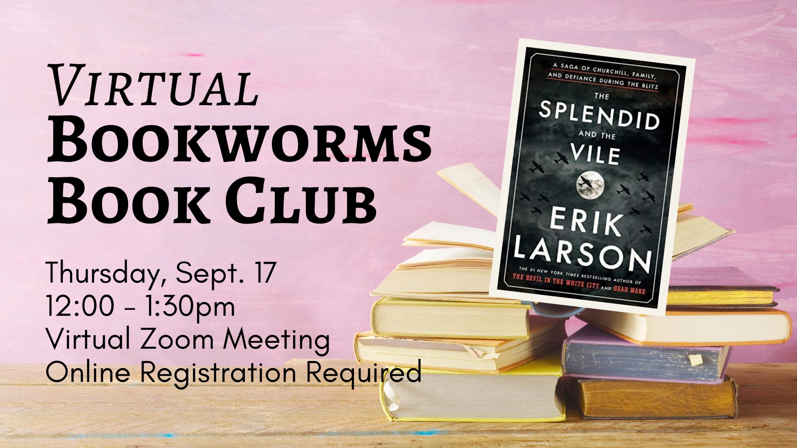 Virtual Bookworms Book Club_Sept