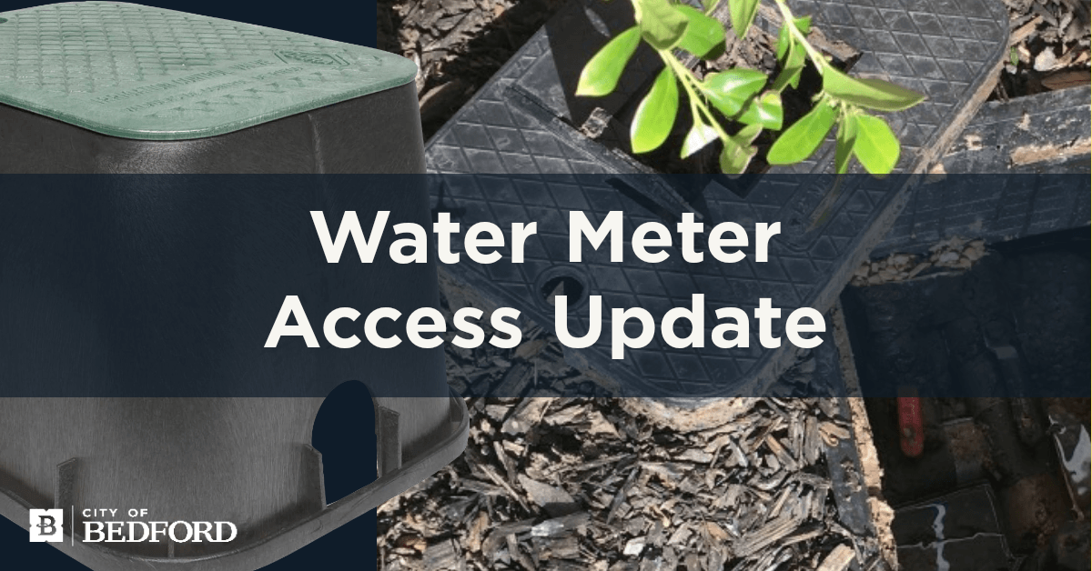 Water Meter Access Update