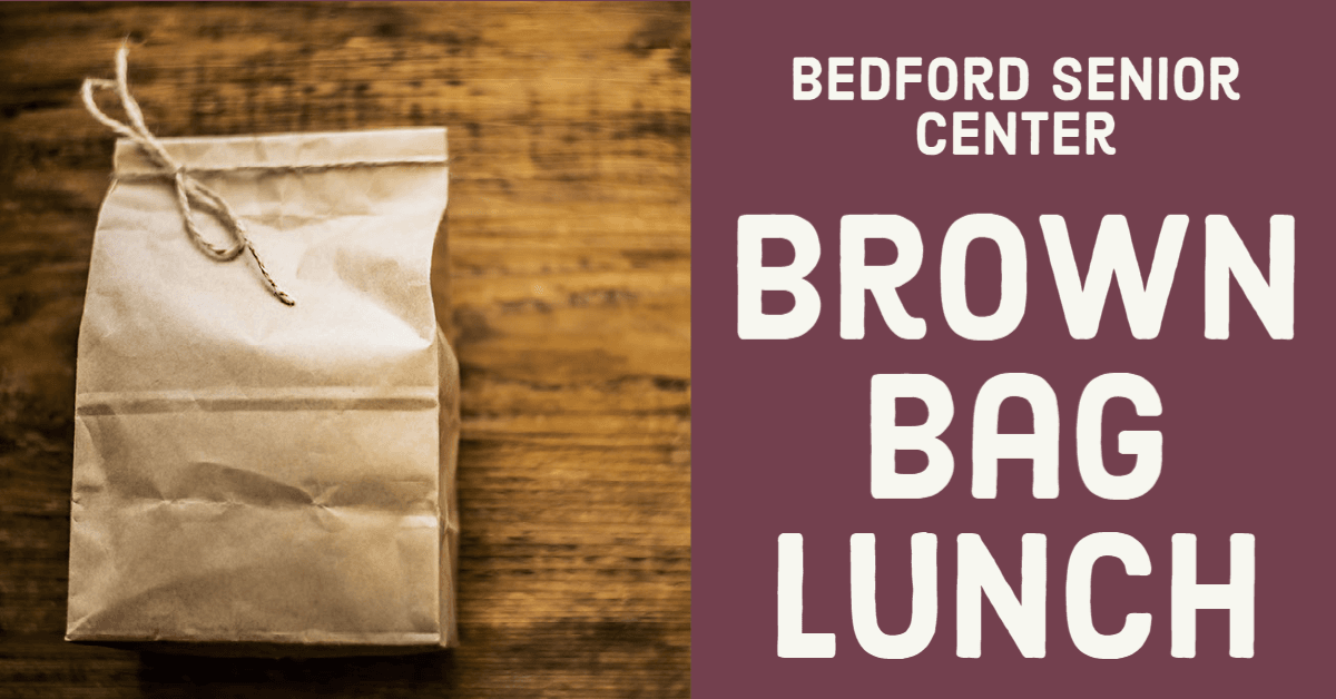 Brown Bag Lunch at Senior Center